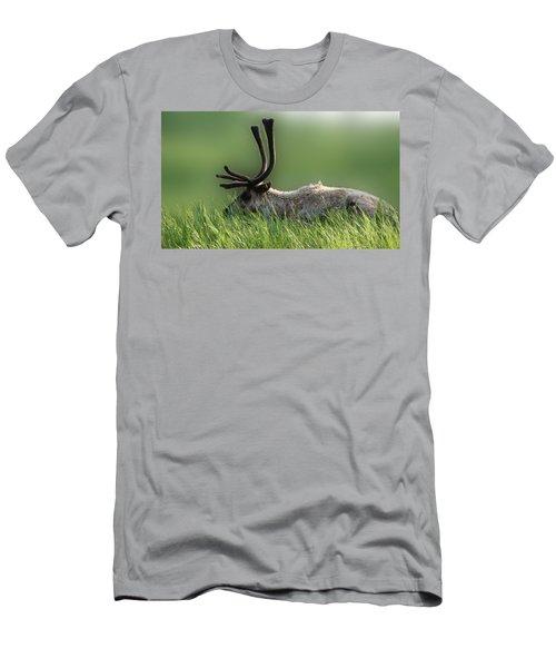Elk Men's T-Shirt (Athletic Fit)