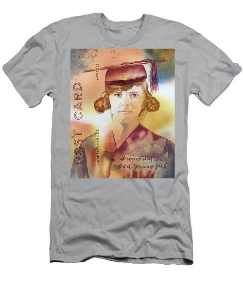 Elsie Circa 1915 Men's T-Shirt (Athletic Fit)