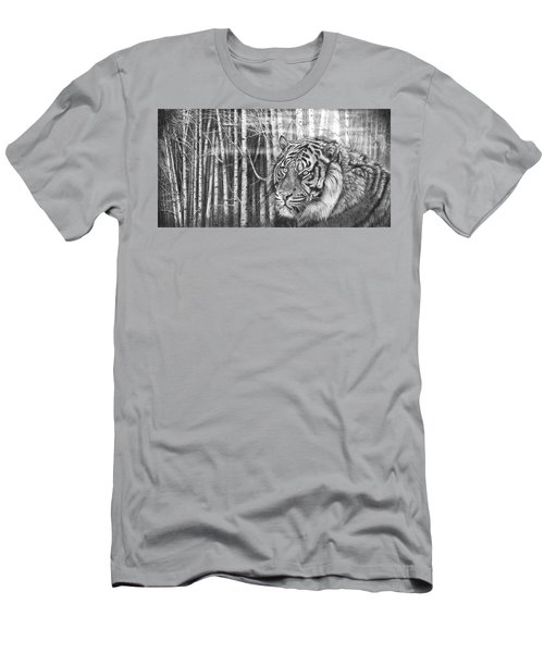Elusive Nature Men's T-Shirt (Athletic Fit)