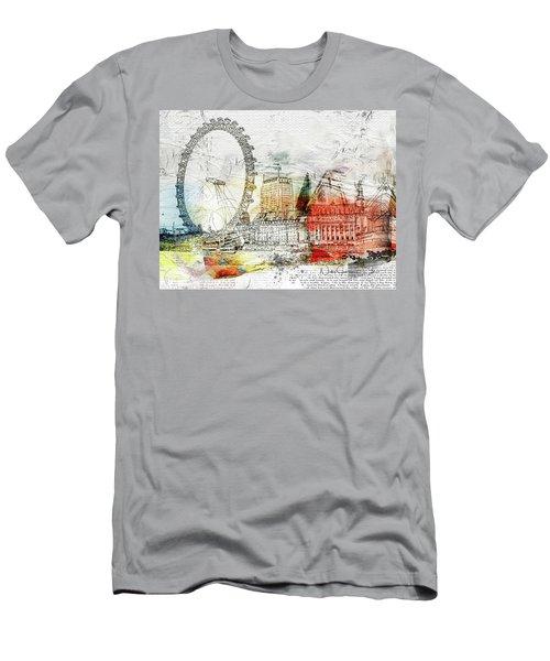 Embrace Life Men's T-Shirt (Athletic Fit)