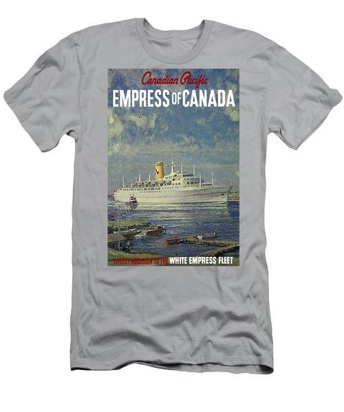 Empress Of Canada 1961 Men's T-Shirt (Athletic Fit)
