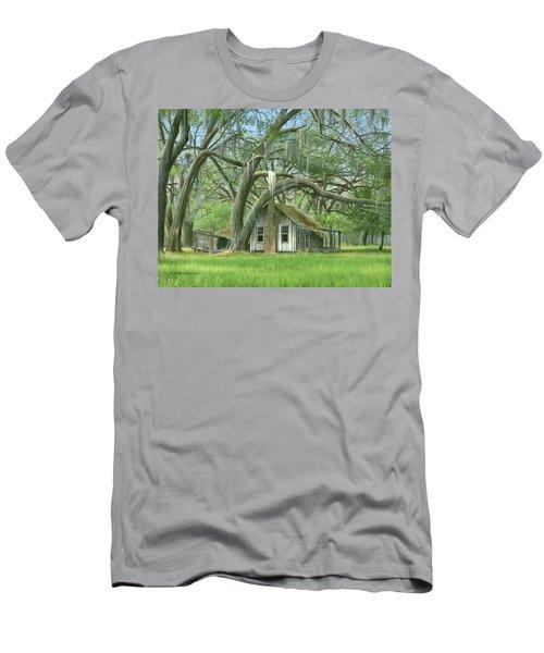English Eddie Oaks  Men's T-Shirt (Athletic Fit)