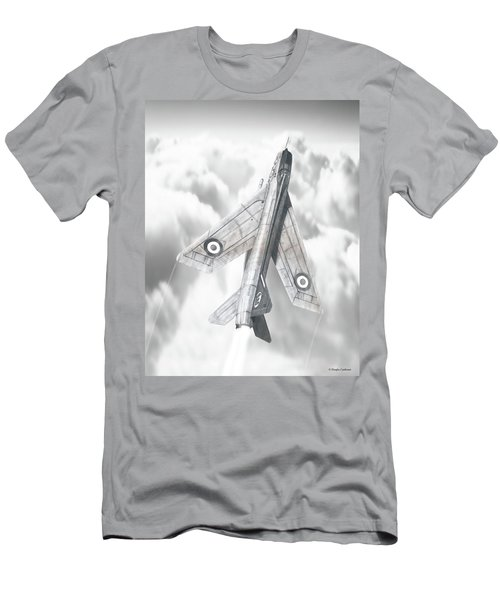 English Electric Lightning F.1a Men's T-Shirt (Athletic Fit)