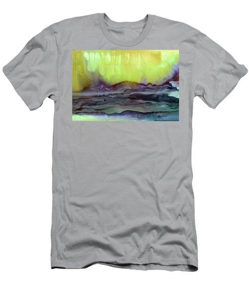 Enlighten The Captious Minds Men's T-Shirt (Athletic Fit)