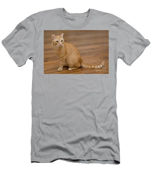 Men's T-Shirt (Athletic Fit) featuring the photograph Enrique 1 by Irina ArchAngelSkaya