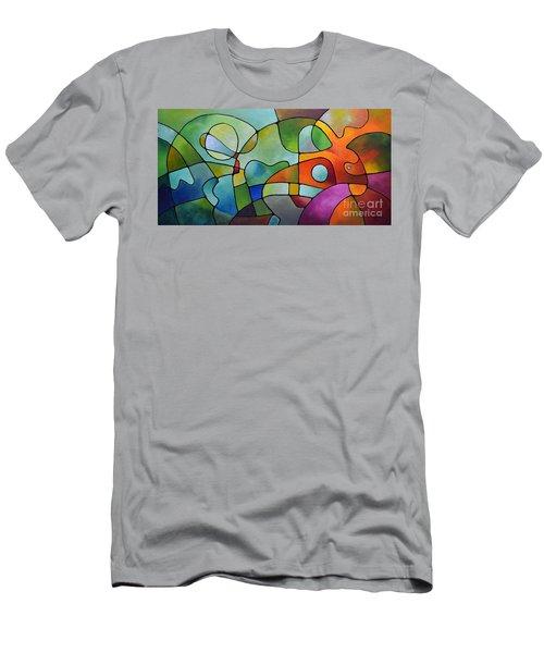 Equanimity Men's T-Shirt (Athletic Fit)