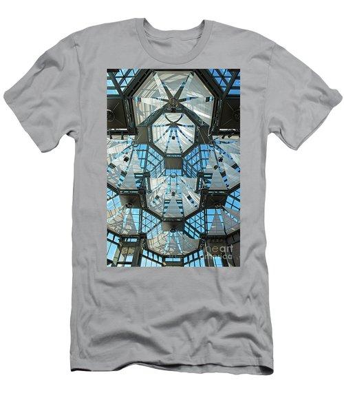 Equilibrium.. Men's T-Shirt (Athletic Fit)