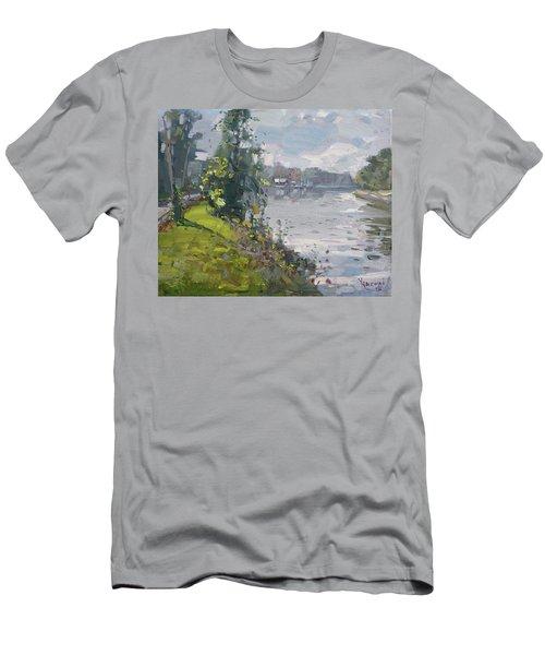 Erie Canal Men's T-Shirt (Athletic Fit)