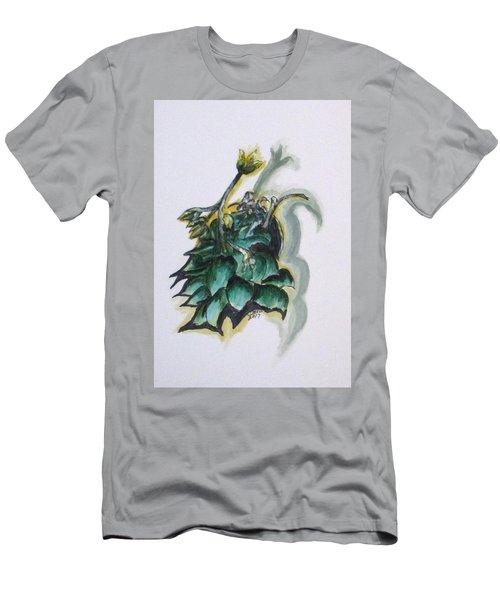 Erika's Spring Plant Men's T-Shirt (Slim Fit)