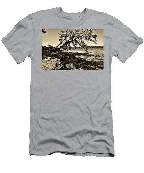 Erosion - Anselized Men's T-Shirt (Athletic Fit)
