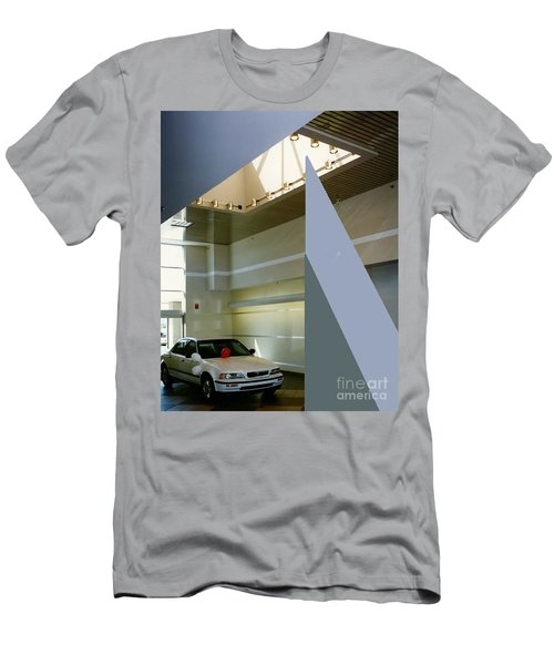 Ertley Automall5 Men's T-Shirt (Slim Fit) by Andrew Drozdowicz