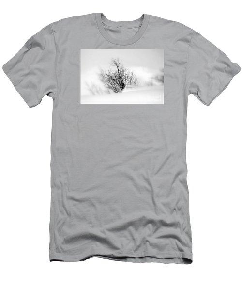 Essence Of Winter Men's T-Shirt (Slim Fit) by Elfriede Fulda