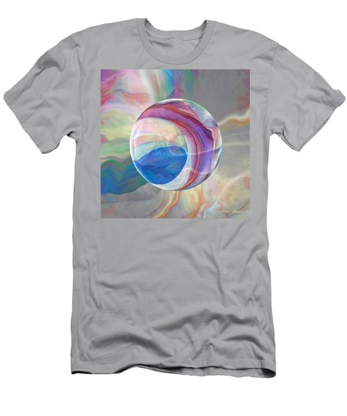 Ethereal World Men's T-Shirt (Athletic Fit)