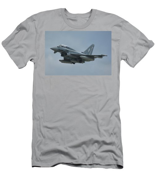 Eurofighter Ef2000 Men's T-Shirt (Slim Fit) by Tim Beach