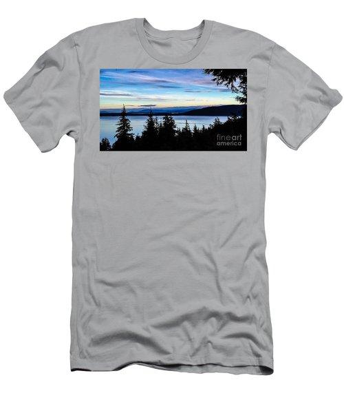 Evening Sky Men's T-Shirt (Athletic Fit)