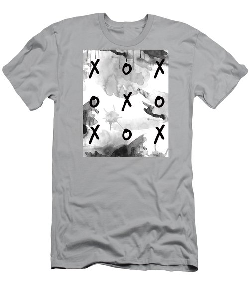 Exes And Ohs Men's T-Shirt (Slim Fit) by D Renee Wilson