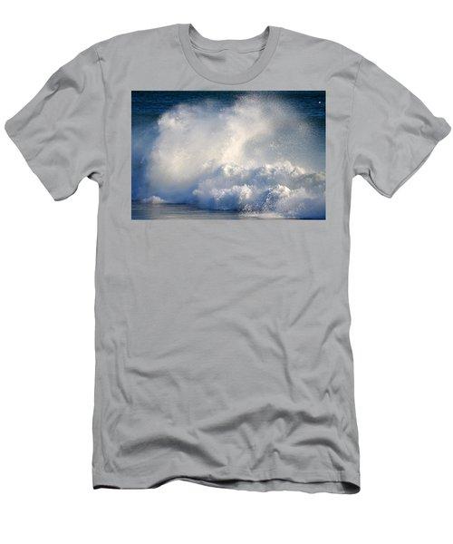 Exhilaration  Men's T-Shirt (Slim Fit) by Dianne Cowen