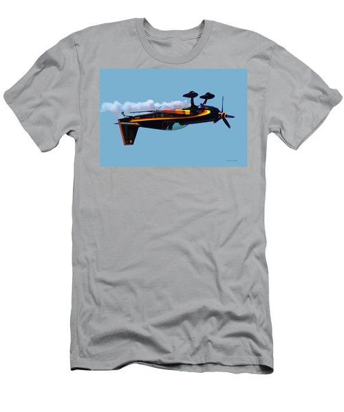 Extra 300s Stunt Plane Men's T-Shirt (Athletic Fit)