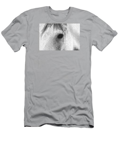 Eye Of The Horse Men's T-Shirt (Athletic Fit)