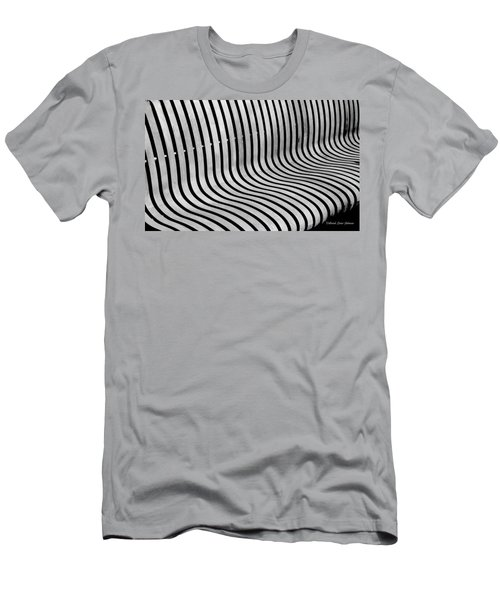 Eye Ride - Illusion  Men's T-Shirt (Athletic Fit)