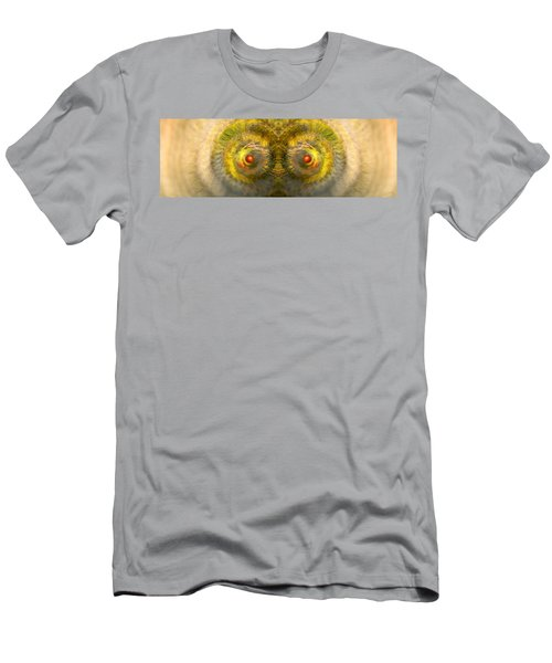 Eyes Of The Garden-1 Men's T-Shirt (Athletic Fit)