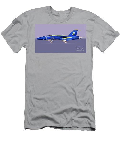 F18 Super Hornet Men's T-Shirt (Athletic Fit)