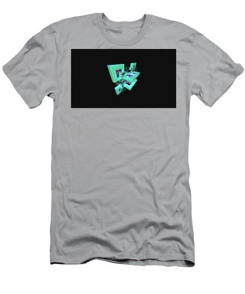 Facets Men's T-Shirt (Athletic Fit)