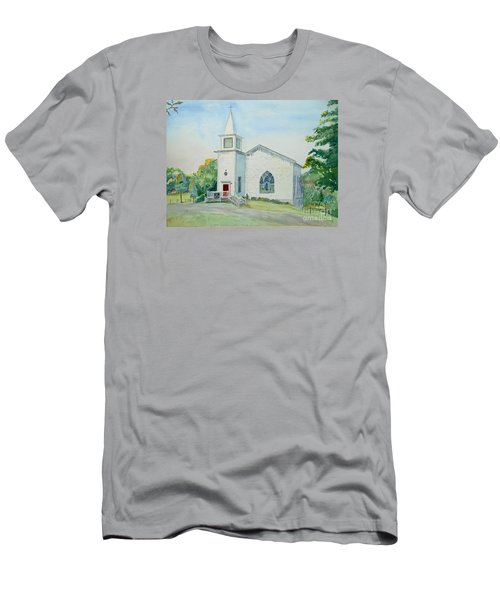 Fairdale Um Church Men's T-Shirt (Athletic Fit)