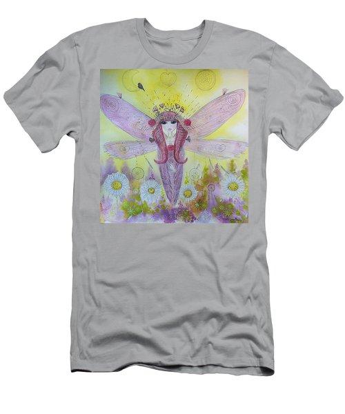 Fairy Messenger  Men's T-Shirt (Athletic Fit)