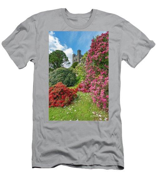 Fairy Tale Garden Men's T-Shirt (Athletic Fit)