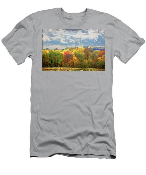 Fall At Shaw Men's T-Shirt (Athletic Fit)