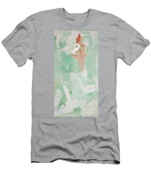 Falling Water Men's T-Shirt (Athletic Fit)