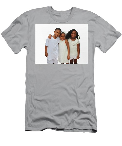 Family Love Men's T-Shirt (Athletic Fit)