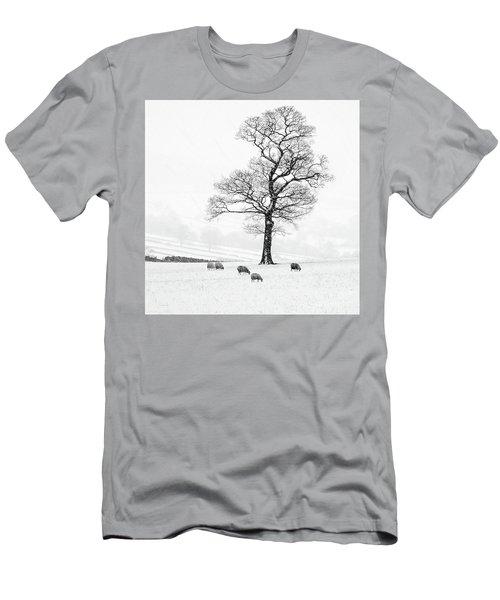 Farndale Winter Men's T-Shirt (Athletic Fit)