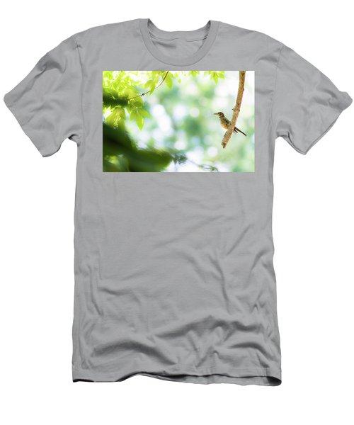 Fast Food Men's T-Shirt (Athletic Fit)