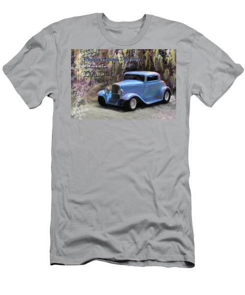 Fathers Day Classic Dad Men's T-Shirt (Slim Fit)