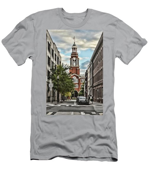 Federal Courthouse Knoxville Men's T-Shirt (Athletic Fit)