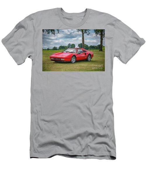Men's T-Shirt (Slim Fit) featuring the photograph Ferrari 328 Gts by Adrian Evans