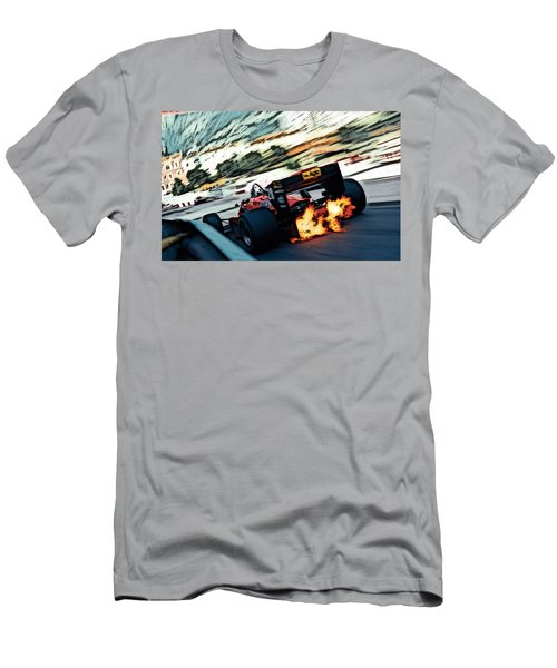 Ferrari 156/85 V6 Men's T-Shirt (Athletic Fit)