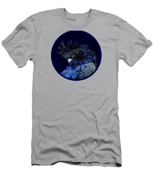 Fibonacci Cockatoo Men's T-Shirt (Athletic Fit)