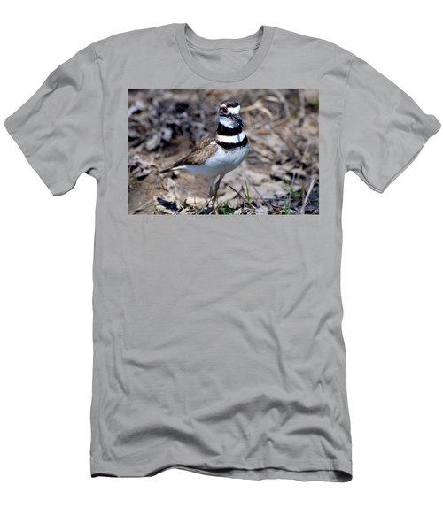 Field Killdeer Men's T-Shirt (Athletic Fit)