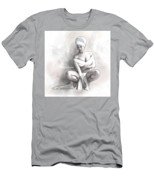 Figure Study 1 Men's T-Shirt (Athletic Fit)