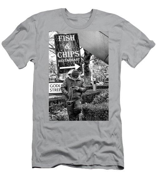 Google Men's T-Shirt (Athletic Fit)