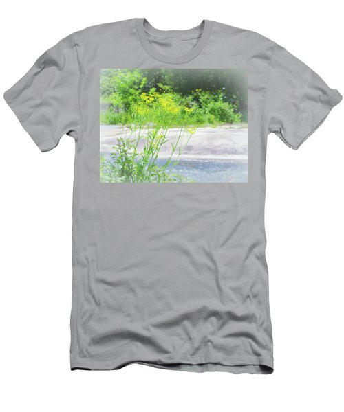 Fine Creek No. 2 Men's T-Shirt (Slim Fit) by Laura DAddona