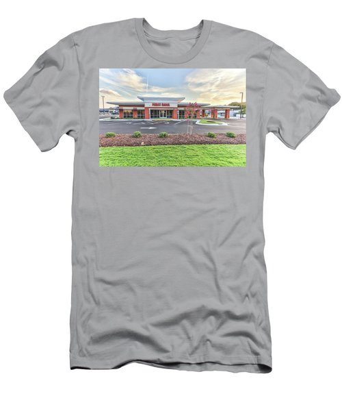 First Bank 4 Men's T-Shirt (Athletic Fit)