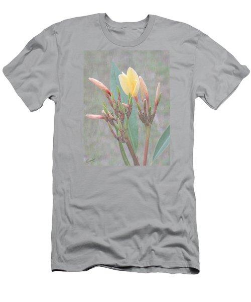 First Bud Men's T-Shirt (Slim Fit) by Rosalie Scanlon