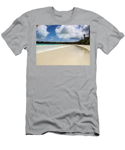 First Footprints Men's T-Shirt (Athletic Fit)