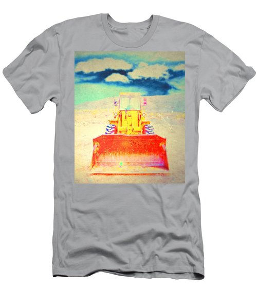 Men's T-Shirt (Slim Fit) featuring the photograph First In  by Mark Ross