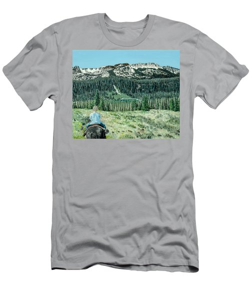 First Ride Men's T-Shirt (Athletic Fit)