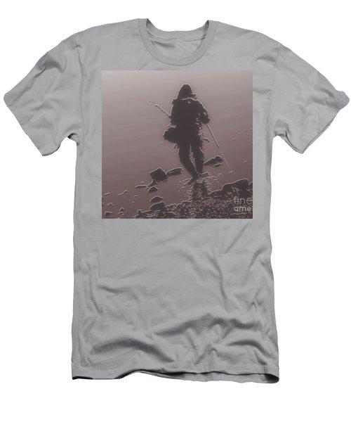 Fisherman Men's T-Shirt (Athletic Fit)